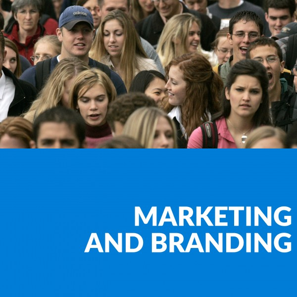 MARKETING AND BRANDING​