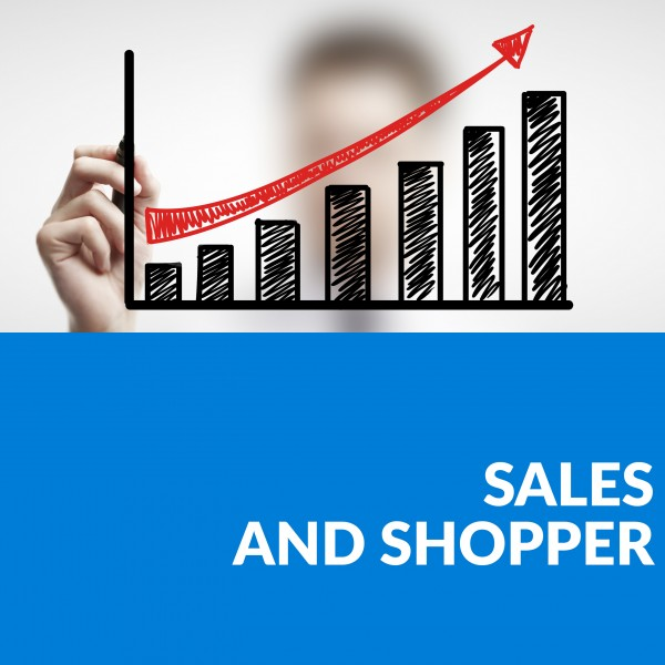 sales and shopper