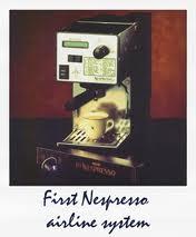 First Nespresso