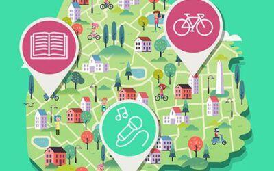 #MeHaceBienMiBarrio: Un mapa para conocer los lugares saludables de tu barrio