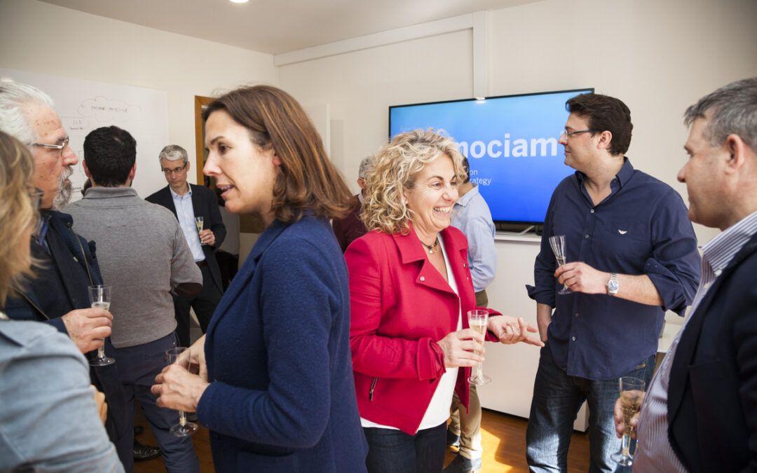 Connociam inaugura nuevas oficinas tras la integración con Ignite
