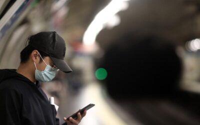 La inteligencia artificial detecta infecciones asintomáticas de Covid-19 a través de toses grabadas en el móvil
