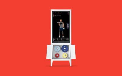 This Digital Home Gym Uses AI to Correct Your Form