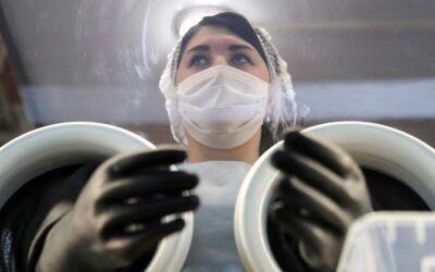 Pfizer, AstraZeneca, Merck, Teva y Amazon unen fuerzas para crear un laboratorio de innovación en Israel