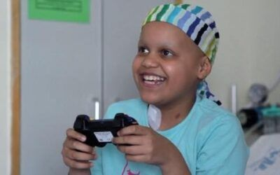 Así es cómo el uso de videojuegos favorece la curación de los niños con cáncer