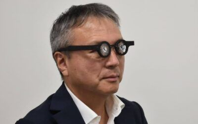 Myopia correcting 'smart glasses' from Japan to be sold in Asia