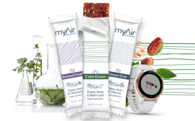 Garmin & myAir: Turning Physiological & Psychological Data into Personalized Nutrition
